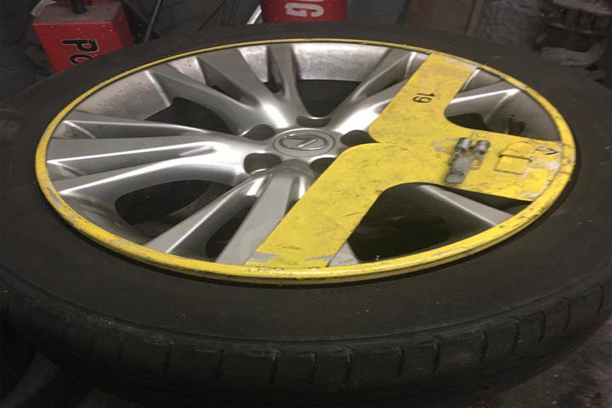 TYRE AND WHEEL SERVICES - Star Garage